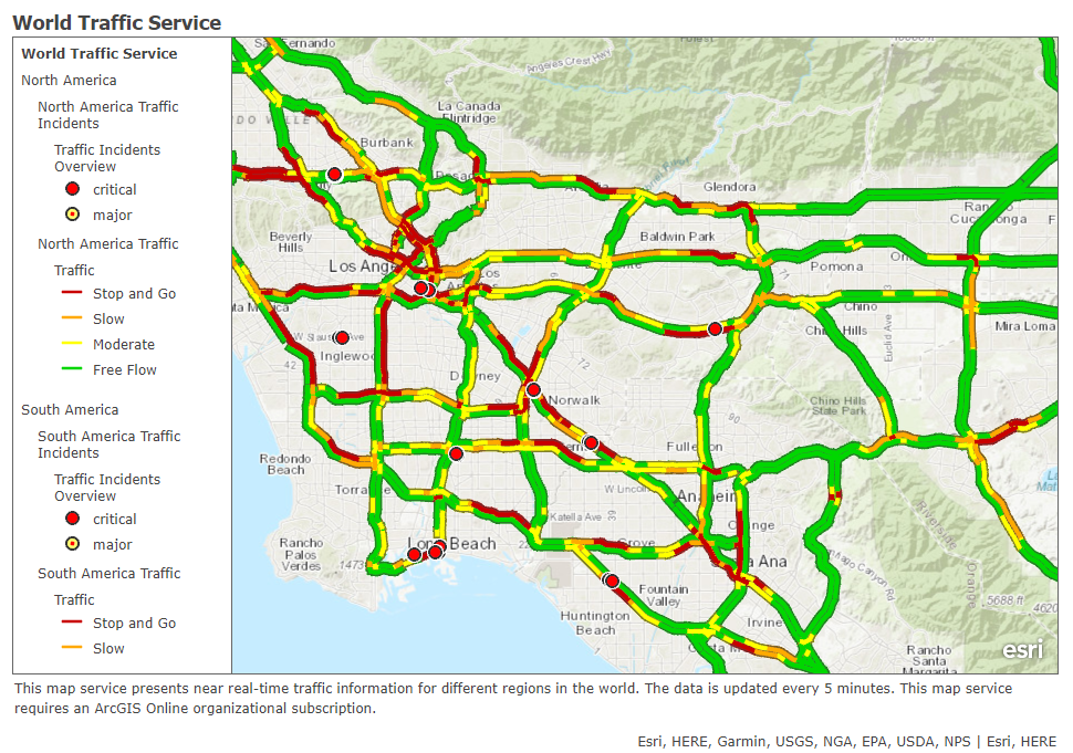 Traffic Patterns and their Impact on Project Success